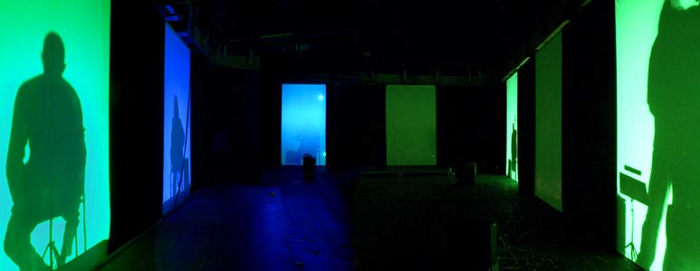 belit, Composition for Chamber Ensemble and Light Projection, Berlin 2004