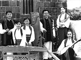 "gal  - Of Sound and Time - a composition for the Taiwanese ensemble ""China Found Music Workshop"""
