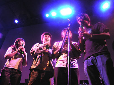 Beer Ceremony, Festival City Fables, Taipei, 2007